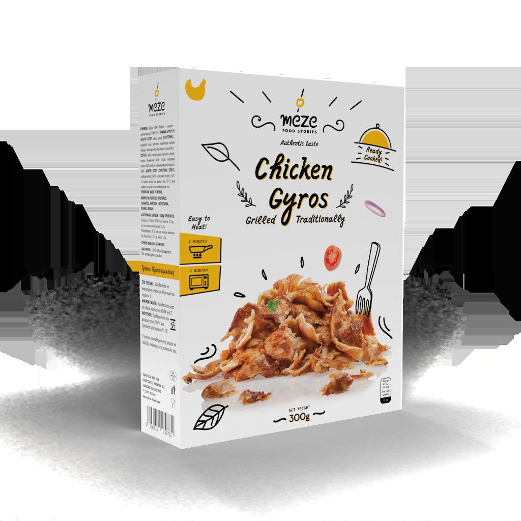 Chicken Gyros