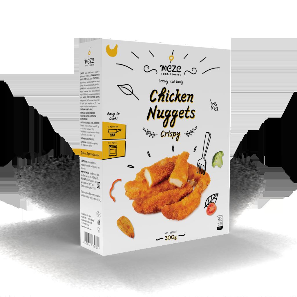 Chicken Nuggets Crispy